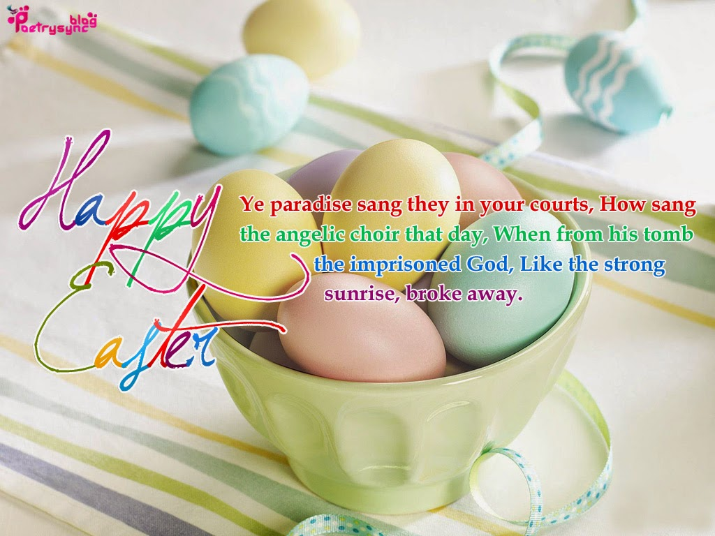 30 best happy easter quotes of all time easter greetings kristyandbryce Choice Image