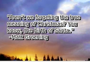 funny quotes for christmas