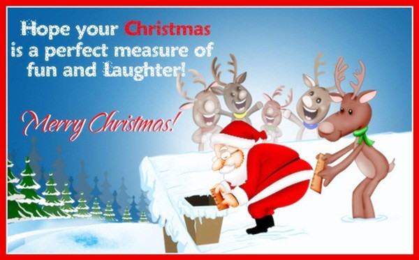 funny xmas messages
