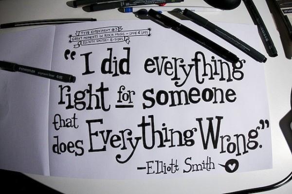 love sad thoughts