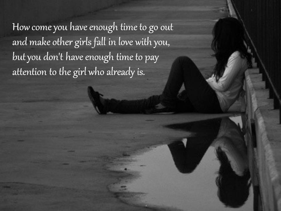 Sad Love Quotes For Him With Images : sad love quote for him