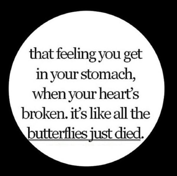 sad words for love