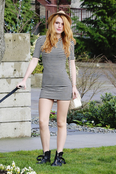 Bella Thorne fashion and style