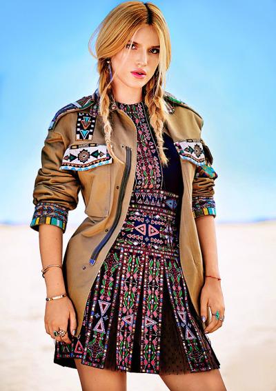 Bella Thorne photoshoot