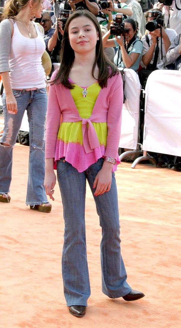 miranda cosgrove when she was young