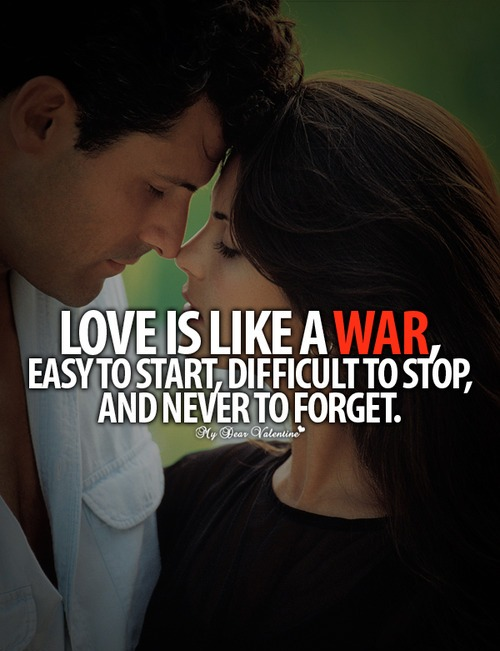 romantic love quote
