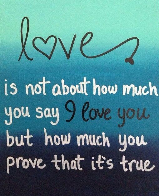 romantic love words for her