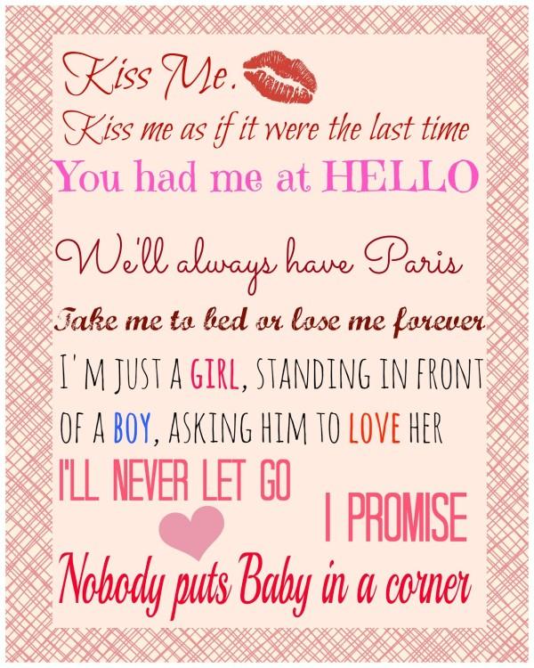 romantic quotes for him