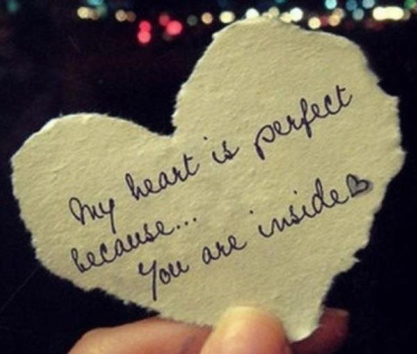 short romantic sayings