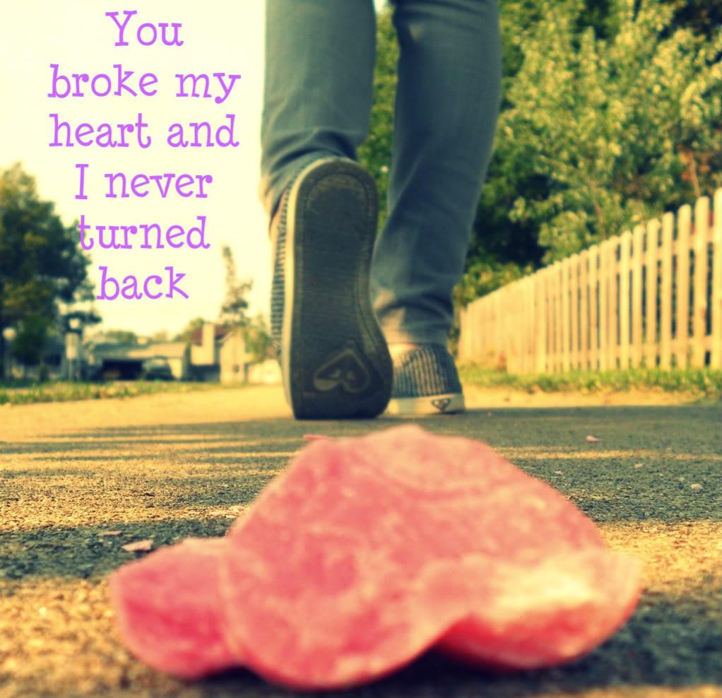 broken up quotes