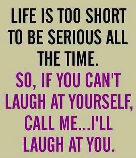 Funny Positive Inspirational Quotes: The 57 All Time Best Funny Quotes And Sayings
