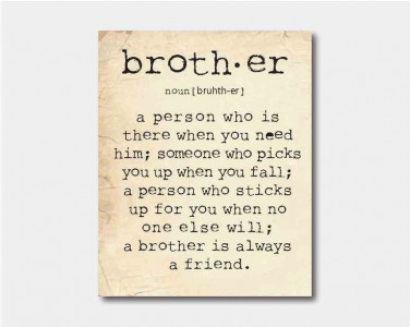 birthday wish for a brother