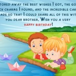 The 33 All Time Best Birthday Wishes For Brother