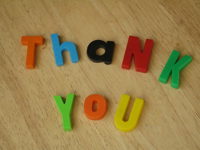 appreciation sayings