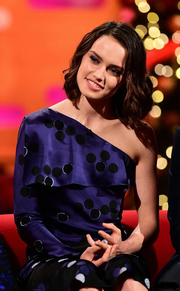 daisy ridley live interview