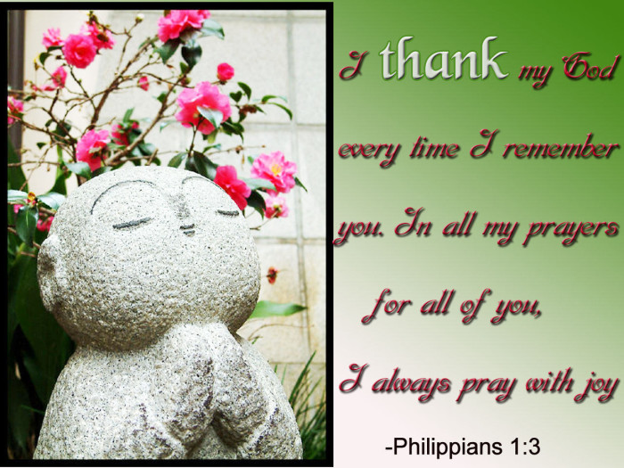 quotes of thanks
