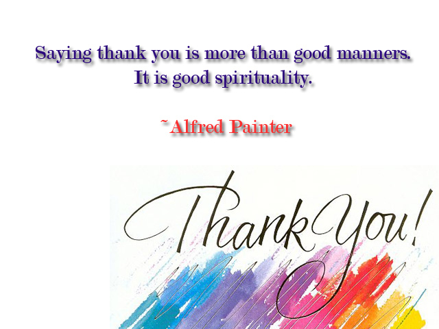 thank you for everything quotes