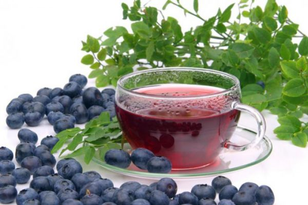 Bilberry Tea is best weight loss tea