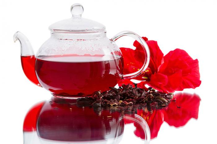 Hibiscus Tea for quick weight loss