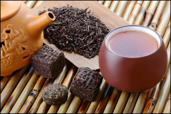 Pu-erh Tea for weight loss