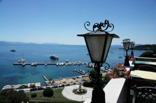 Cavalieri Roof Top Bar and Restaurant, Corfu, Greece