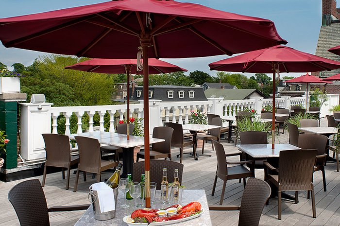 Top of Newport Bar