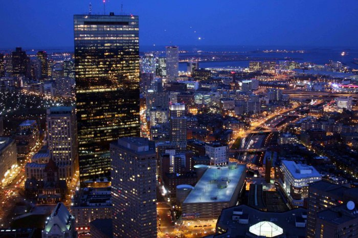 Top of the Hub, Boston