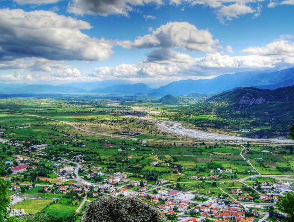 best European holiday destinations - meteora-greece
