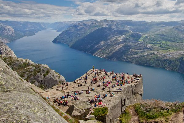 preikestolen-norway
