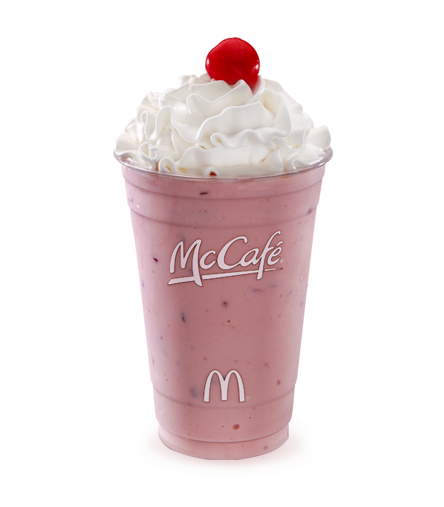 strawberry-mccafe-shake