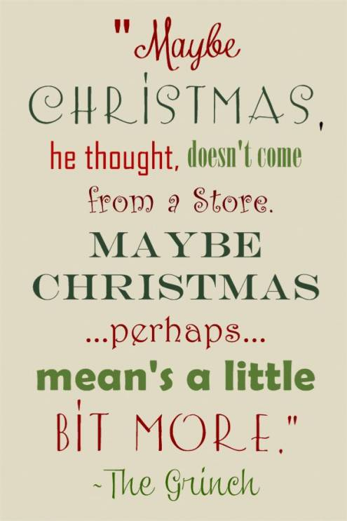 The 45 Best Inspirational Merry Christmas Quotes Of All Time The