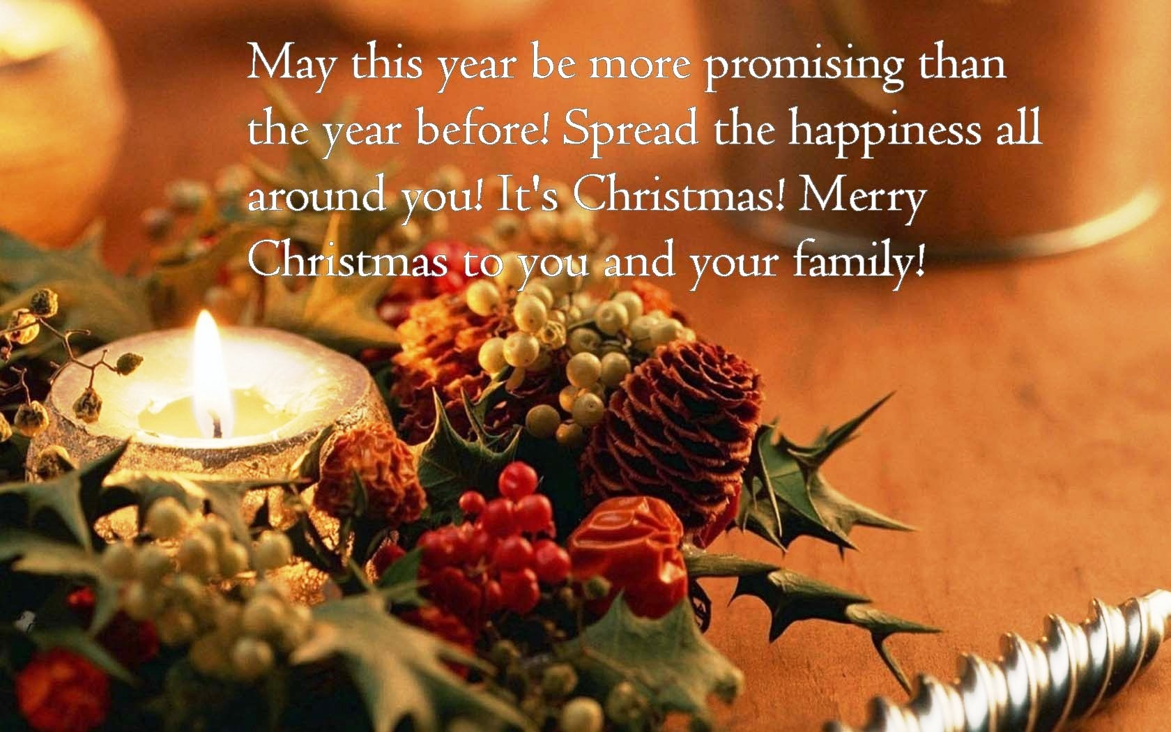 The 45 Best Inspirational Merry Christmas Quotes Of All