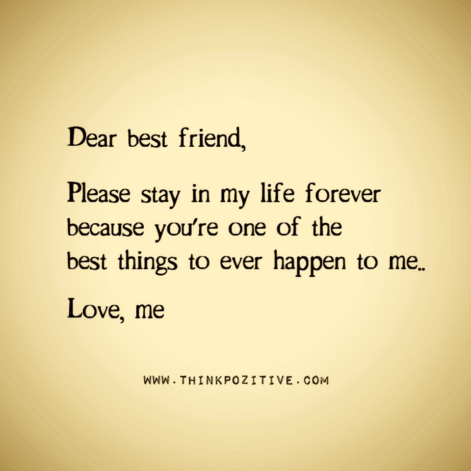 Best Quotes For Thanking Best Friend : The best friends forever quotes of all time wondrous