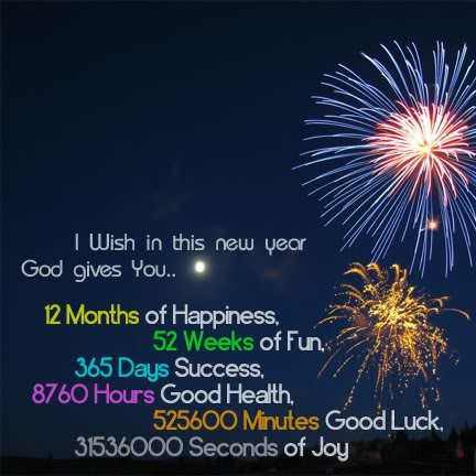 funny new year wishes messages
