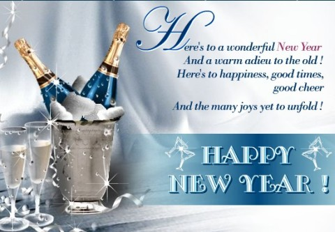 The 45 best new year wishes messages of all time the wondrous new year greetings quotes m4hsunfo
