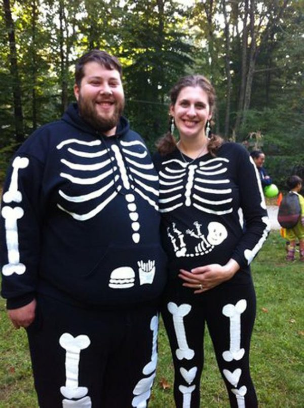 pregnant-skeleton-costume
