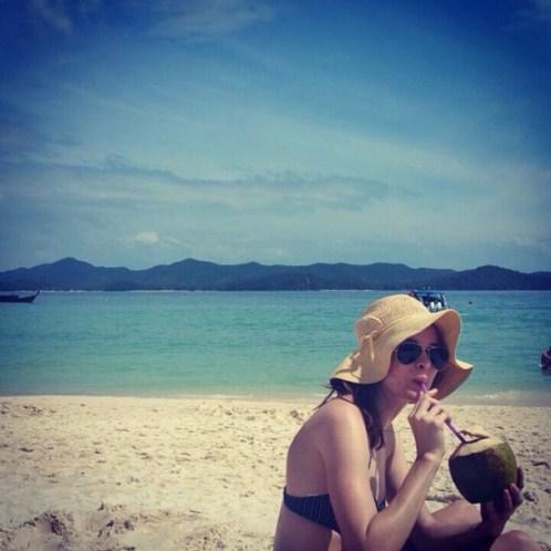 danielle-panabaker-beach-body