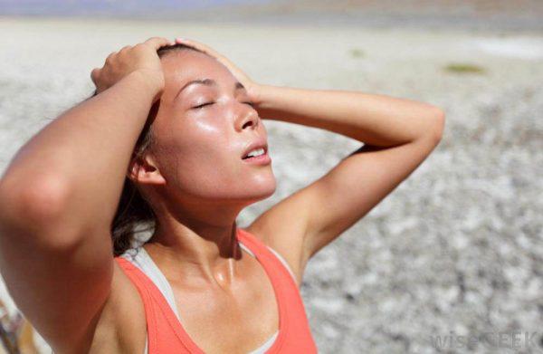 Most body heat is lost through head