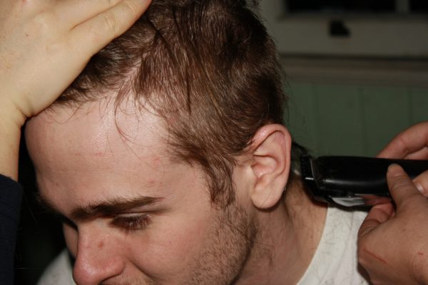 Shaving hair makes it grow quicker and thicker