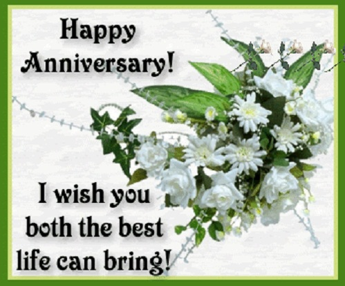 The 80 best wedding anniversary greetings of all time the wondrous marriage day greetings for him m4hsunfo