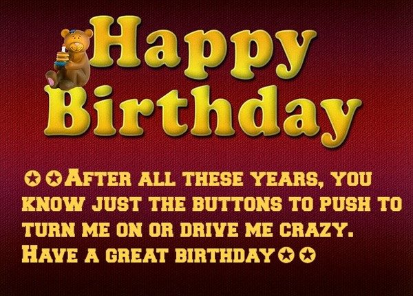 birthday greetings to a friend