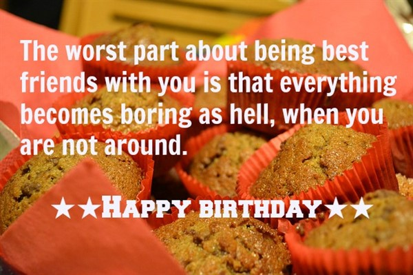 birthday quotes for a friend