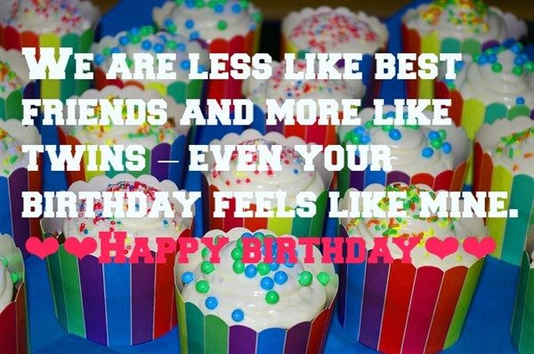 birthday wishes for a close friend