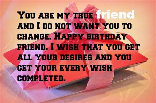 birthday wishes for my best friend