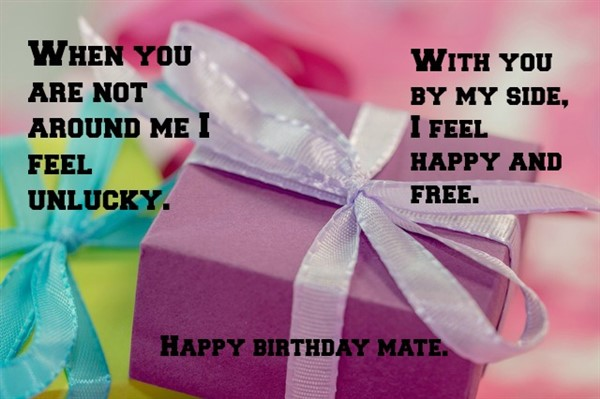 birthday wishes to a special friend