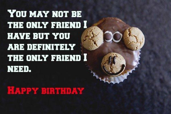 birthday wishes to best friend