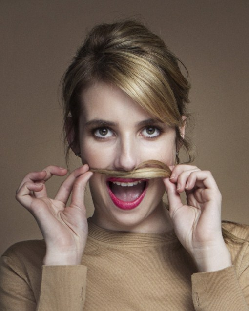 emma roberts being funny
