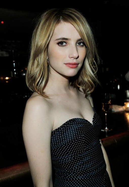 emma roberts boobs