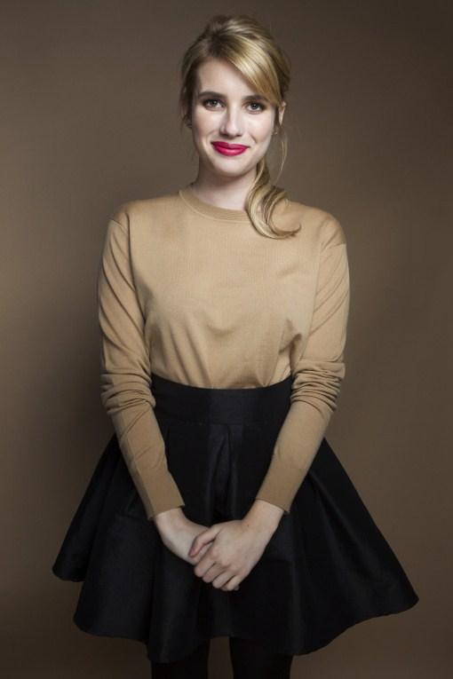 emma roberts in makeup