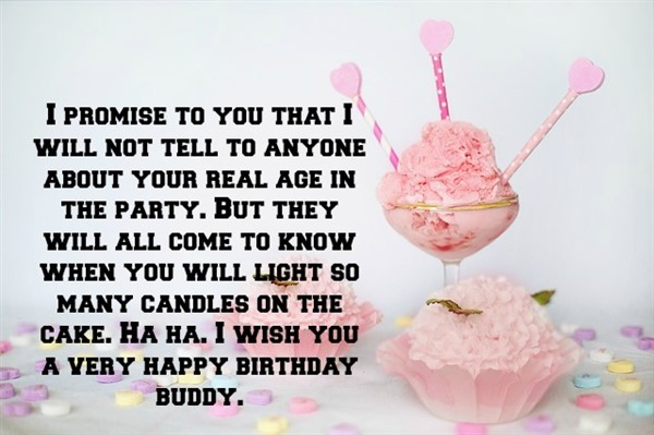 happy birthday for a friend